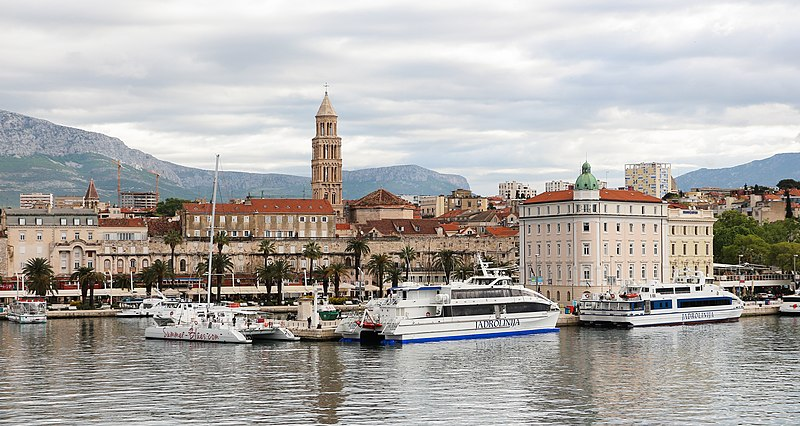 Split, Croatia - Monterrasol small group tours to Split, Croatia. Travel agency offers small group car tours to see Split in Croatia. Order small group tour to Split with departure date on request.