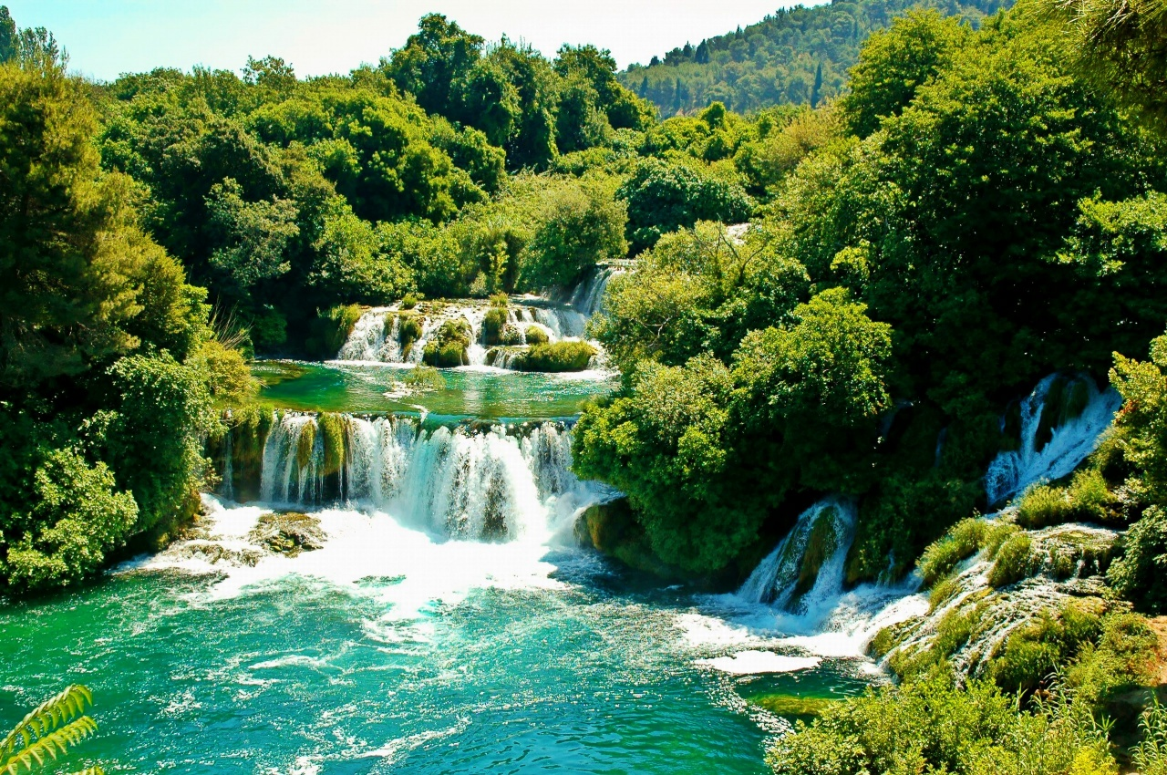 Krka, Croatia - Monterrasol small group tours to Krka, Croatia. Travel agency offers small group car tours to see Krka in Croatia. Order small group tour to Krka with departure date on request.