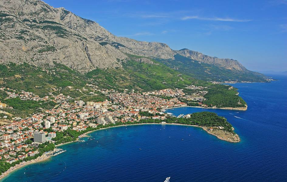 Makarska, Croatia - Monterrasol small group tours to Makarska, Croatia. Travel agency offers small group car tours to see Makarska in Croatia. Order small group tour to Makarska with departure date on request.