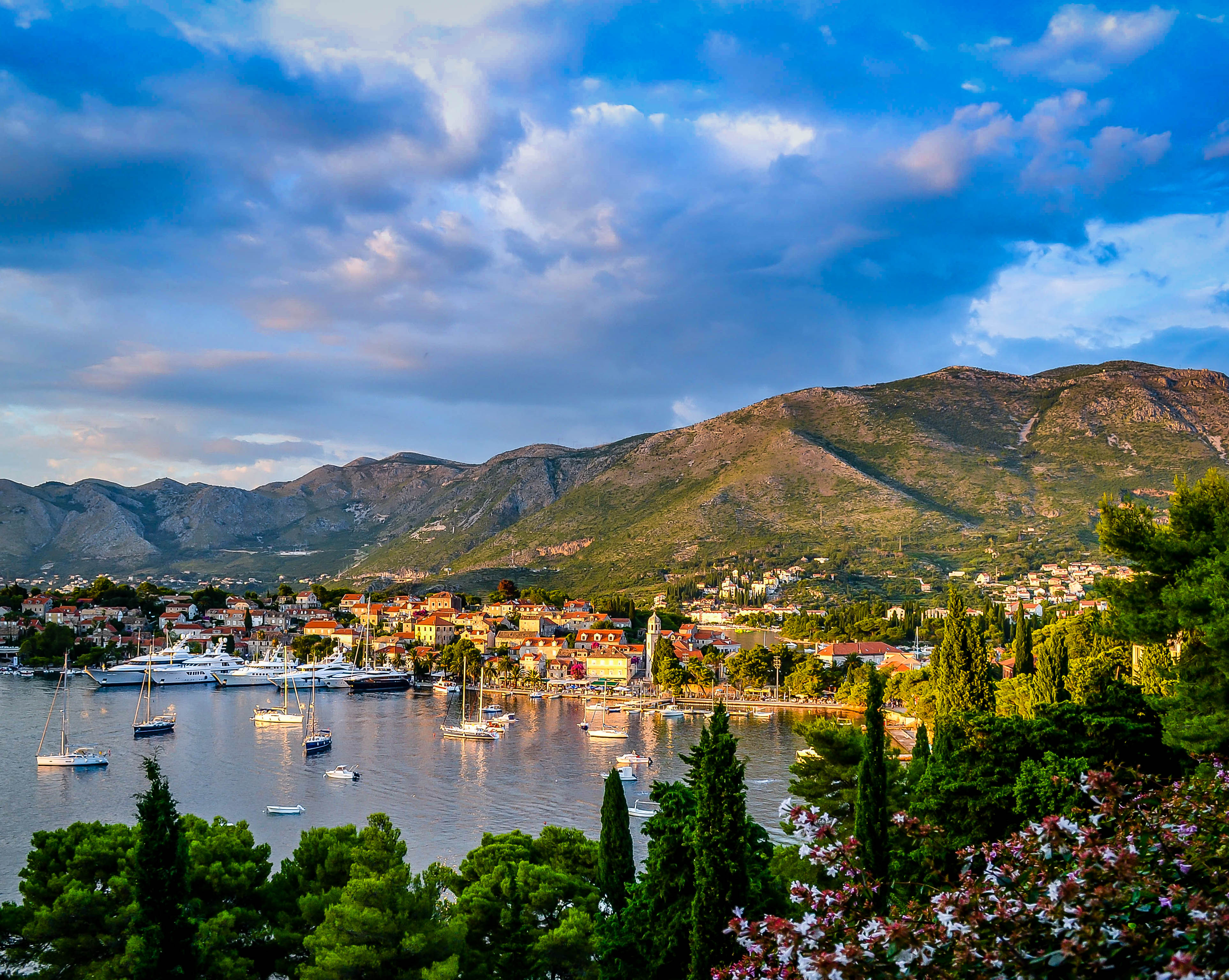 Cavtat, Croatia - Monterrasol small group tours to Cavtat, Croatia. Travel agency offers small group car tours to see Cavtat in Croatia. Order small group tour to Cavtat with departure date on request.