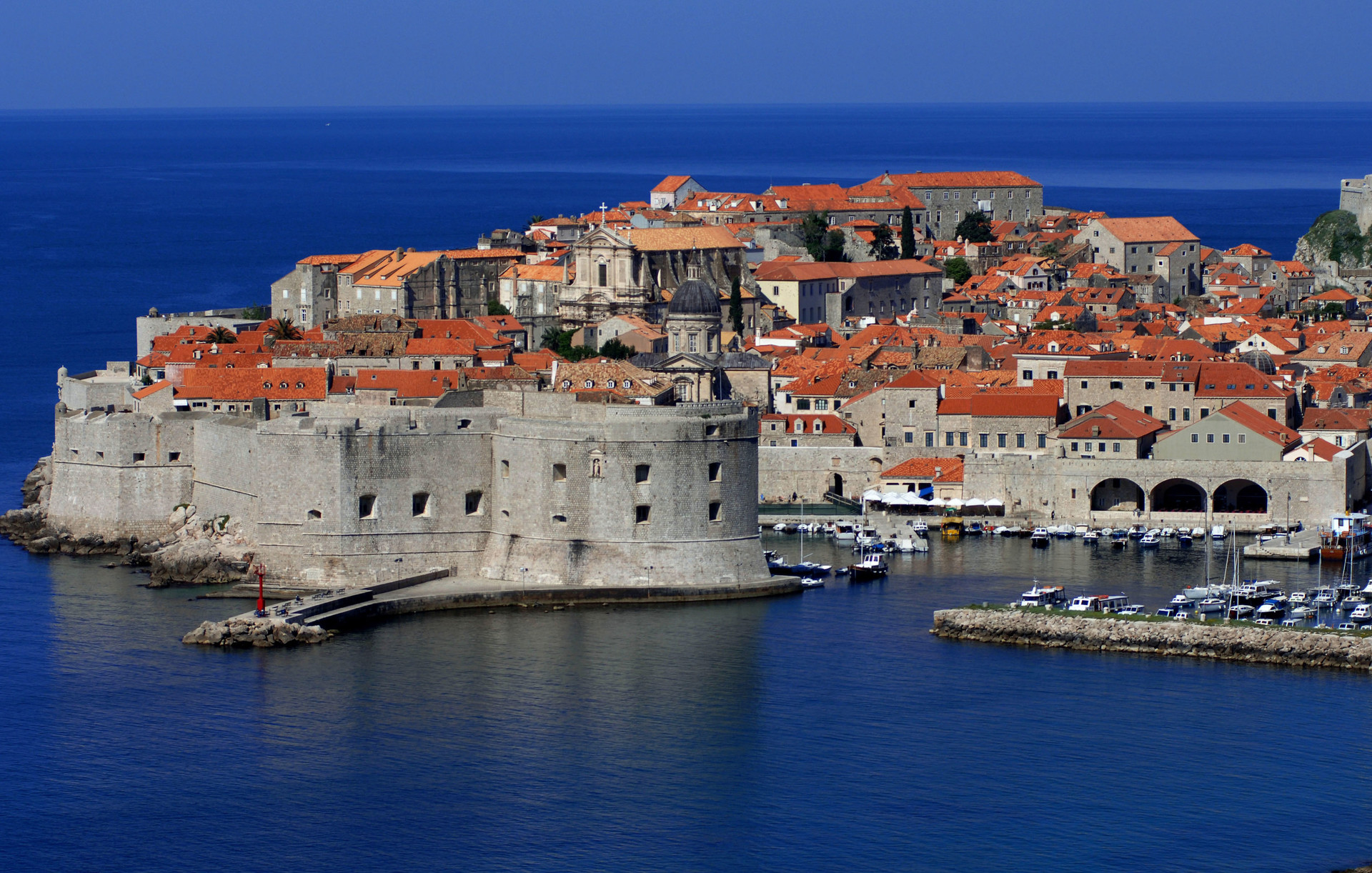 Dubrovnik, Croatia - Monterrasol small group tours to Croatia. Travel agency offers small group car tours to see Croatia in Croatia. Order small group tour to Croatia with departure date on request.