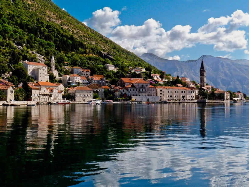 Perast, Montenegro - Monterrasol small group tours to Perast, Montenegro. Travel agency offers small group car tours to see Perast in Montenegro. Order small group tour to Perast with departure date on request.