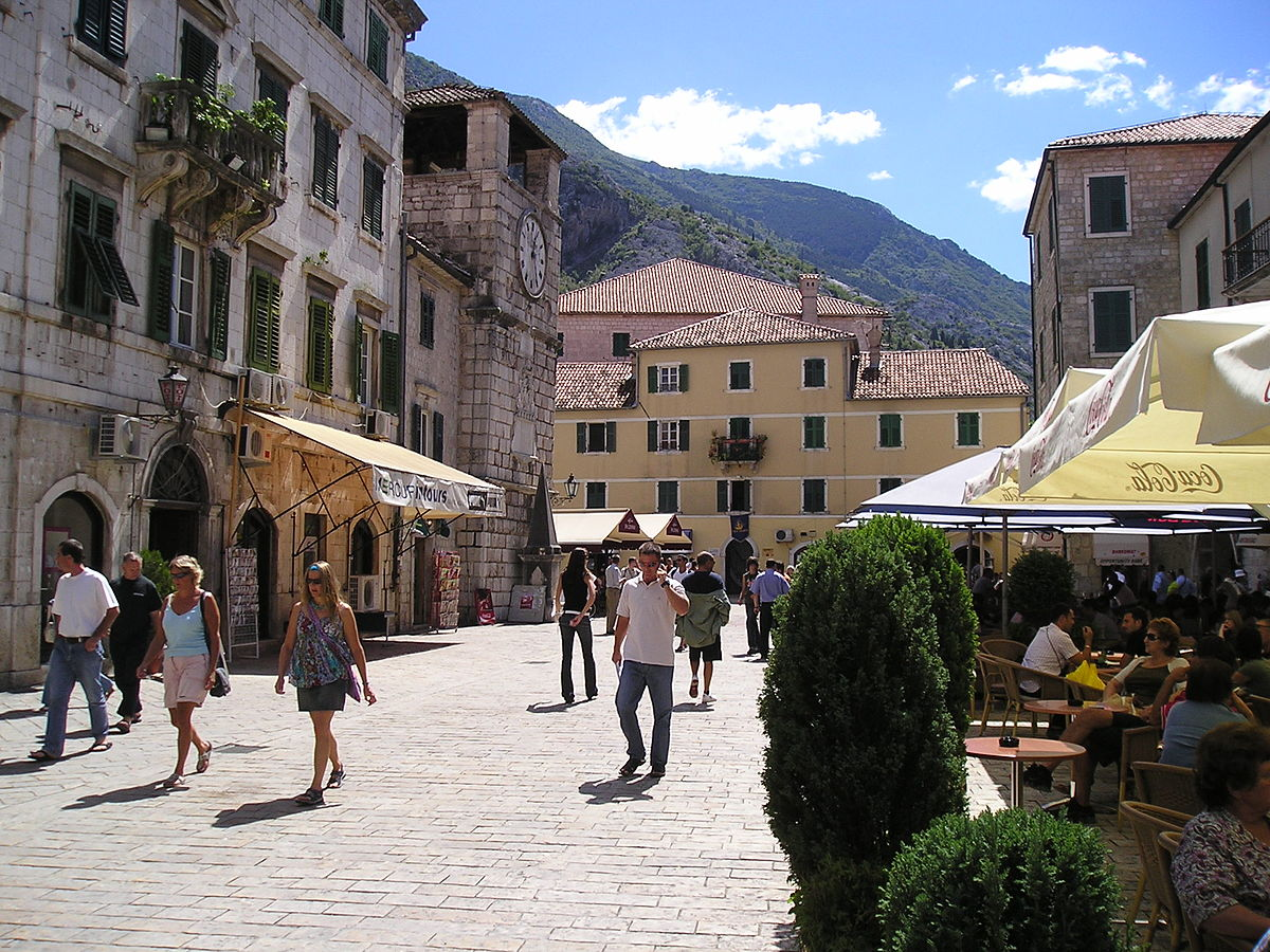 Kotor, Montenegro - Monterrasol small group tours to Kotor, Montenegro. Travel agency offers small group car tours to see Kotor in Montenegro. Order small group tour to Kotor with departure date on request.
