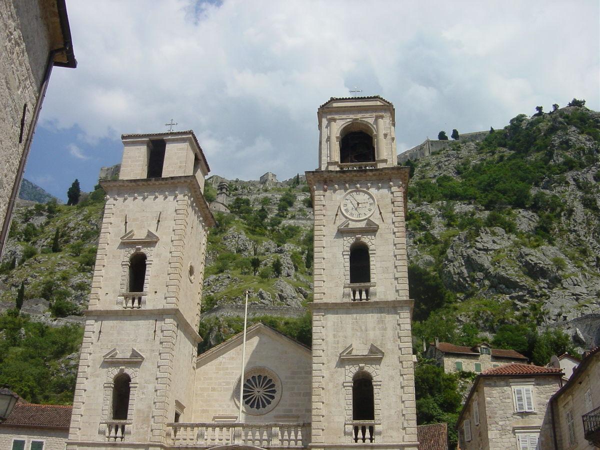 Kotor, Montenegro - Year round Bosnia & Montenegro discovery 8 days tour from Korcula. Monterrasol Travel small group tour in minivan.
