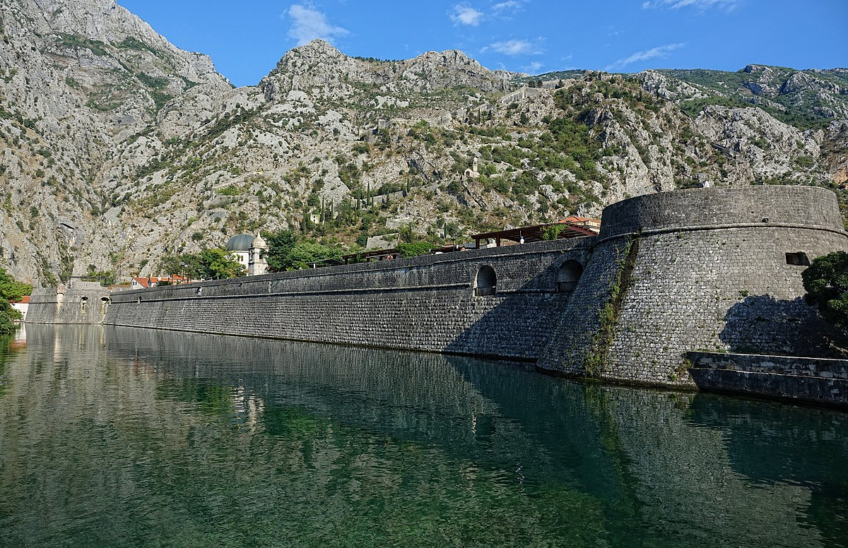 Kotor, Montenegro - All seasons 2 days micro tour from Dubrovnik to visit Montenegro and Bosnia. Small group minivan tour by Monterrasol Travel.