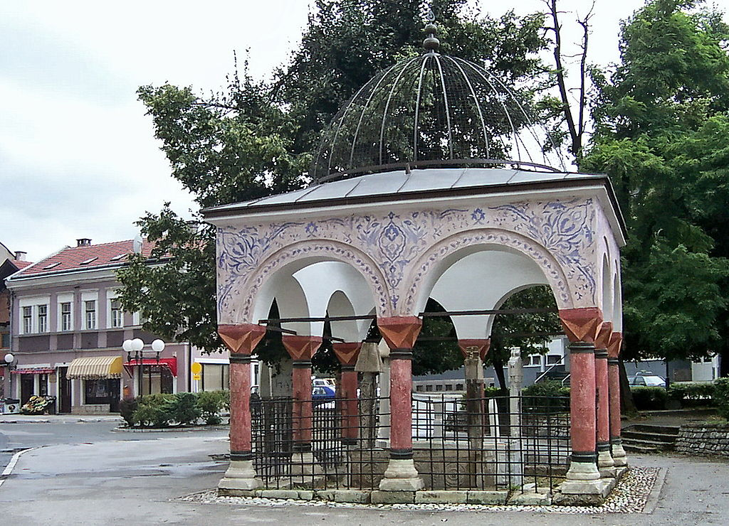 Travnik, Bosnia and Herzegovina - All seasons explore Bosnia 7 days tour from Korcula. Monterrasol Travel small group tour in minivan.