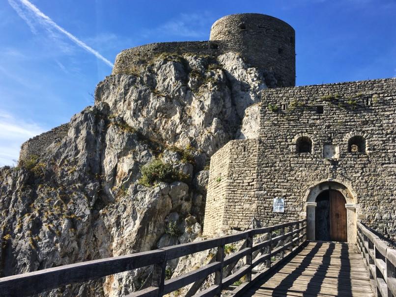 Srebrenik, Bosnia and Herzegovina - Balkans castles tour 13 days. Visit 17 castles & fortresses in Hungary, Croatia, Bosnia. Monterrasol Travel minivan small group tour.