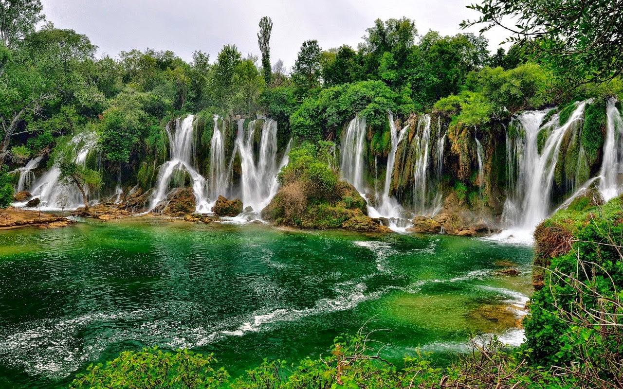 Kravica, Bosnia and Herzegovina - Bosnia medieval land discovery 17 days all seasons off the beaten path tour. Small group tour in minivan from Monterrasol Travel.