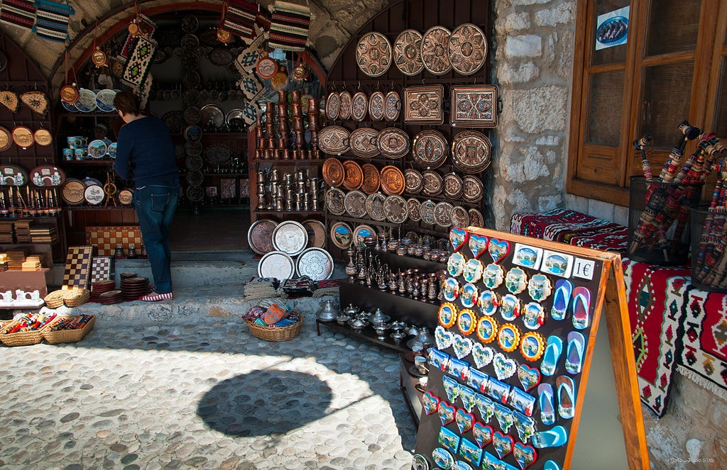 Mostar, Bosnia and Herzegovina - All seasons best of Bosnia 3 days discovery tour from Korcula. Monterrasol Travel minivan small group tour.