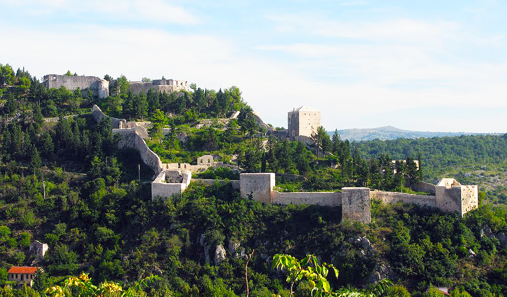 Stolac, Bosnia and Herzegovina - All seasons best of Bosnia 3 days discovery tour from Korcula. Small group minivan tour by Monterrasol Travel.