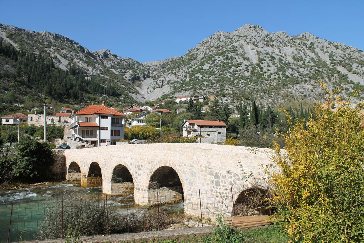 Stolac, Bosnia and Herzegovina - All seasons 9 days Bosnia discovery tour from Split. Small group tour in minivan from Monterrasol Travel.