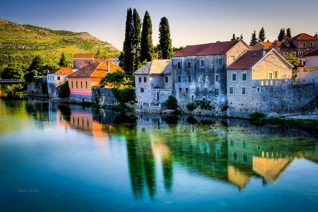 Trebinje, Bosnia and Herzegovina - Summer 4 days Bosnia discovery tour from Dubrovnik. Monterrasol Travel small group tour in minivan.