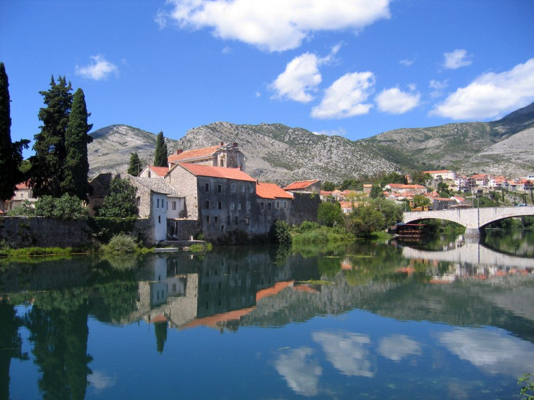 Trebinje, Bosnia and Herzegovina - All seasons discovery Bosnia 4 days tour from Sarajevo. Small group tour from Monterrasol Travel in minivan.