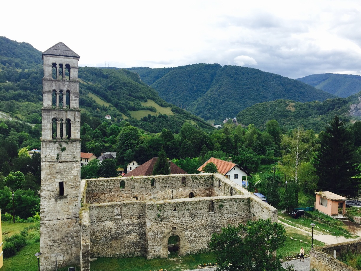 Jajce, Bosnia and Herzegovina - Out of season 11 days panoramic tour from Tivat to discover Bosnia and Montenegro. Monterrasol Travel small group car tour.