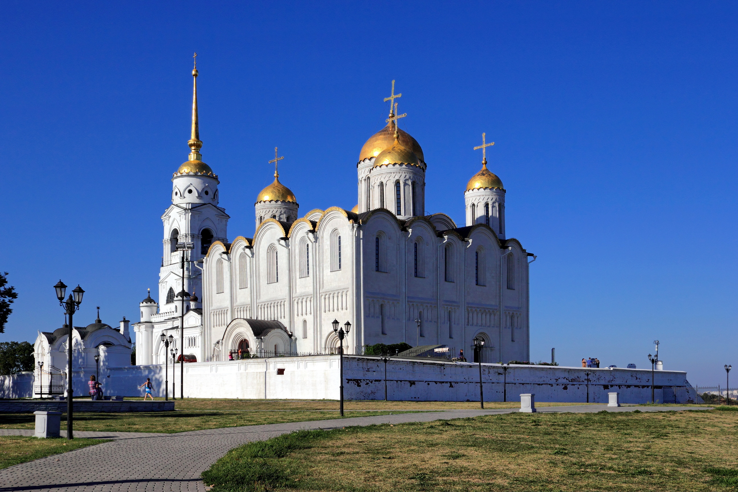 Владимир (Vladimir), Russia - Golden Ring Russia small tour 5 days from Moscow. Small group car tour by Monterrasol Travel.