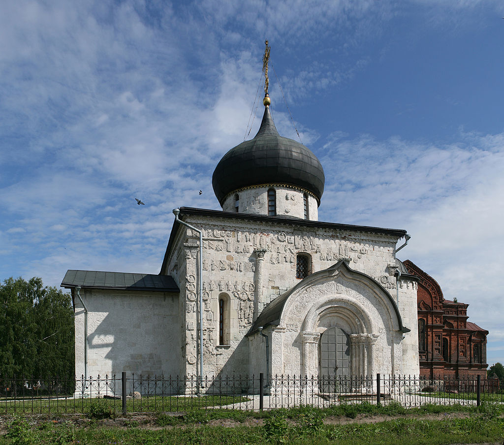 Юрьев-Польский (Yuryev-Polsky), Russia - Monterrasol small group tours to Russia. Travel agency offers small group car tours to see Russia in Russia. Order small group tour to Russia with departure date on request.
