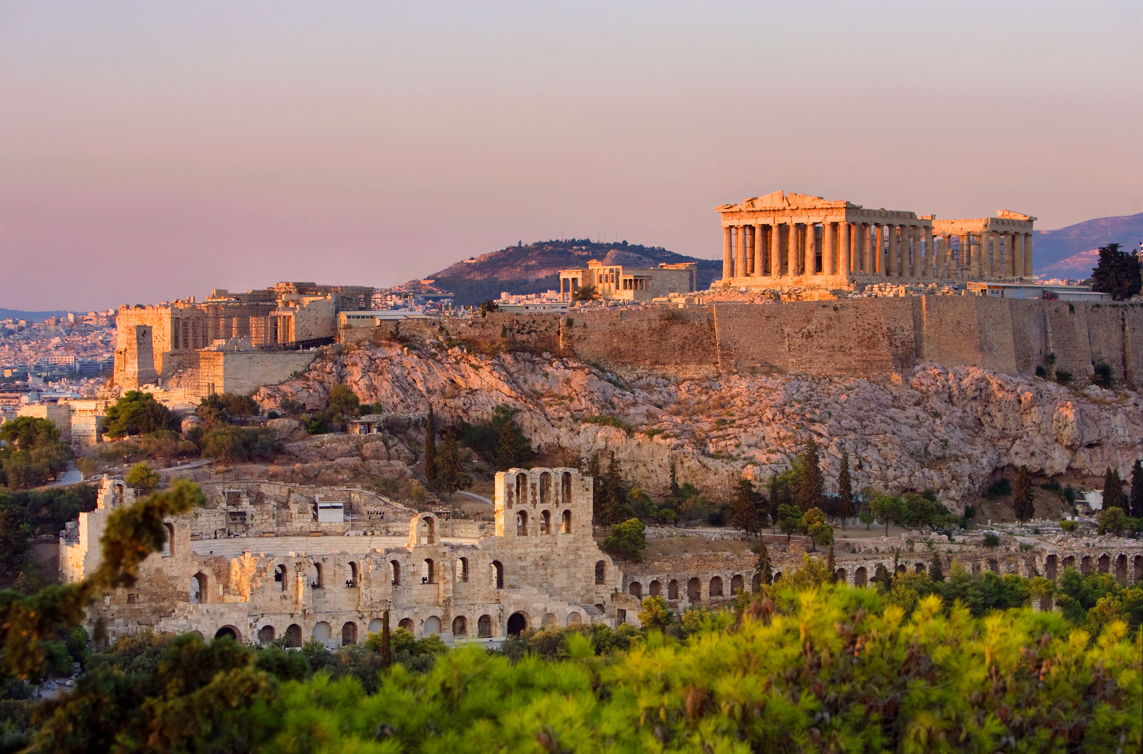 Athens, Greece - Monterrasol small group tours to Athens, Greece. Travel agency offers small group car tours to see Athens in Greece. Order small group tour to Athens with departure date on request.