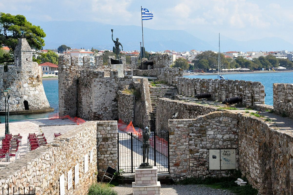 Nafpaktos, Greece - Monterrasol small group tours to Nafpaktos, Greece. Travel agency offers small group car tours to see Nafpaktos in Greece. Order small group tour to Nafpaktos with departure date on request.