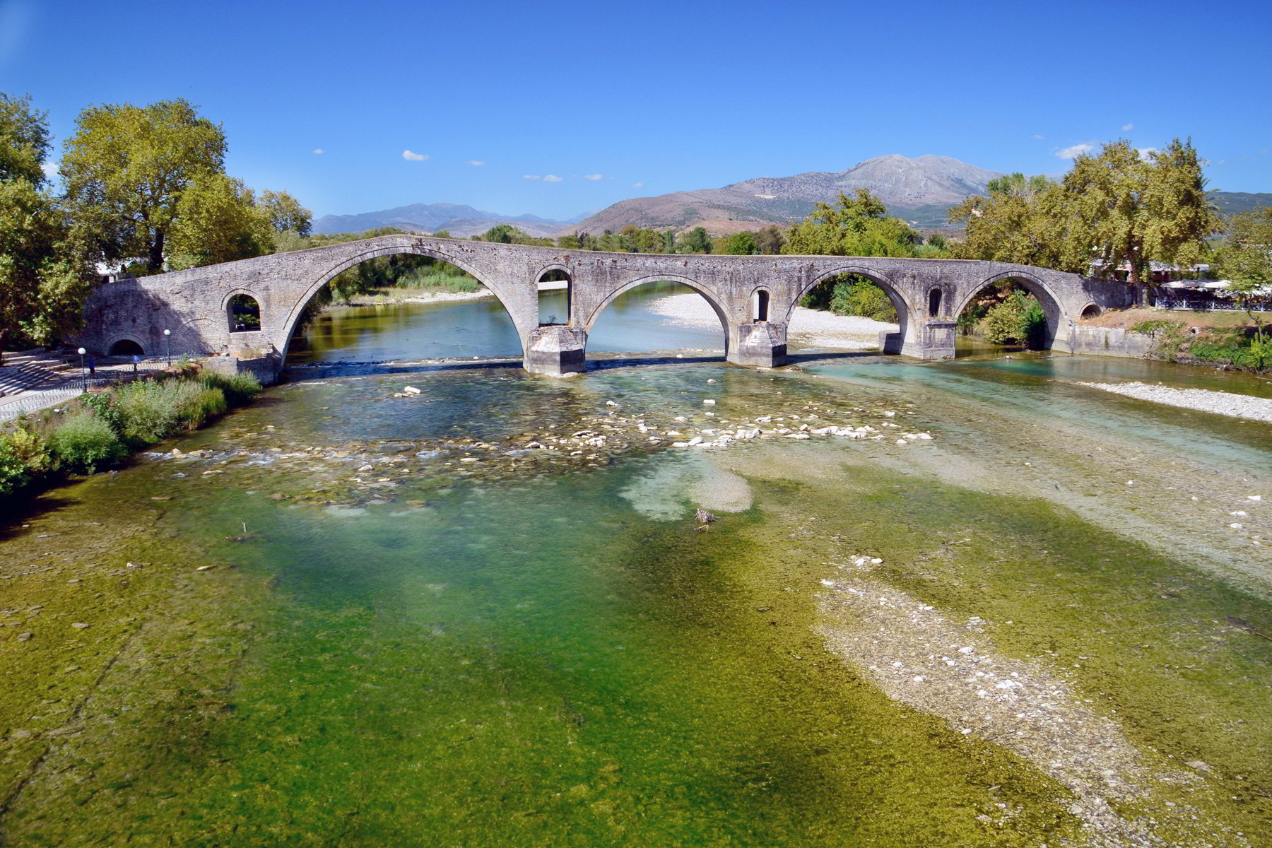 Arta, Greece - Monterrasol small group tours to Arta, Greece. Travel agency offers small group car tours to see Arta in Greece. Order small group tour to Arta with departure date on request.