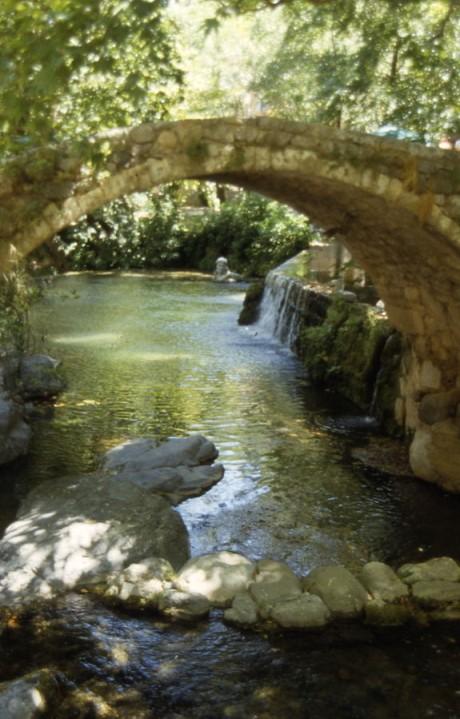 Livadeia, Greece - Greece cultural tour 12 days from Athens. Monterrasol Travel small group minivan tour.