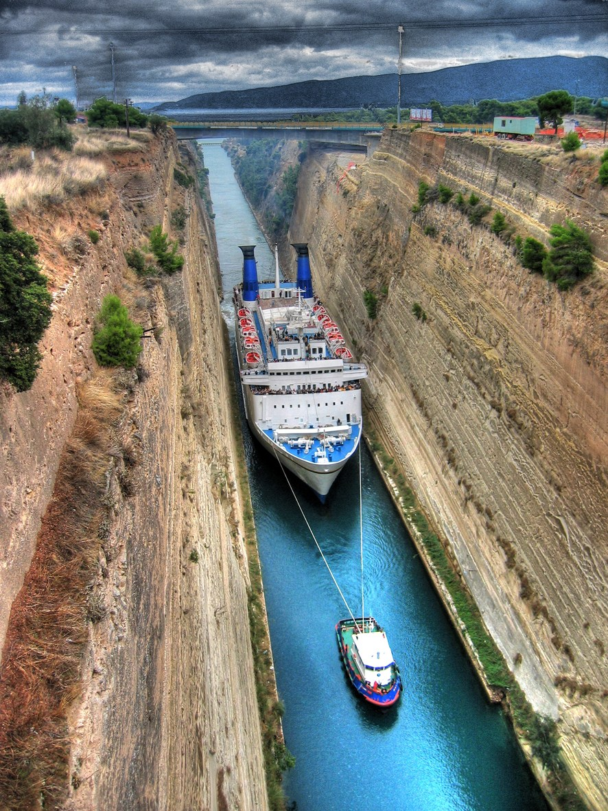 Corinth, Greece - Monterrasol small group tours to Corinth, Greece. Travel agency offers small group car tours to see Corinth in Greece. Order small group tour to Corinth with departure date on request.