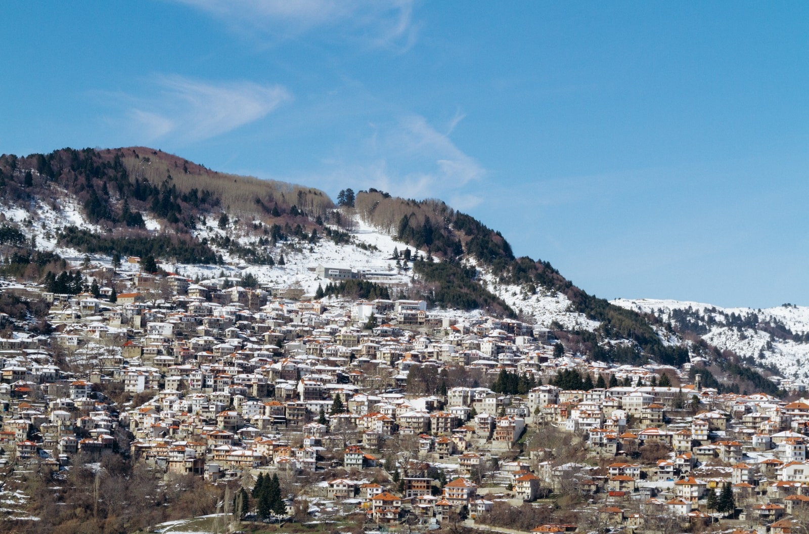 Metsovo, Greece - Monterrasol small group tours to Metsovo, Greece. Travel agency offers small group car tours to see Metsovo in Greece. Order small group tour to Metsovo with departure date on request.