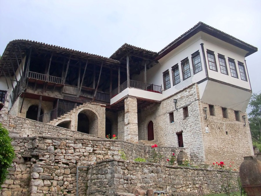 Berat, Albania - Monterrasol small group tours to Albania. Travel agency offers small group car tours to see Albania in Albania. Order small group tour to Albania with departure date on request.