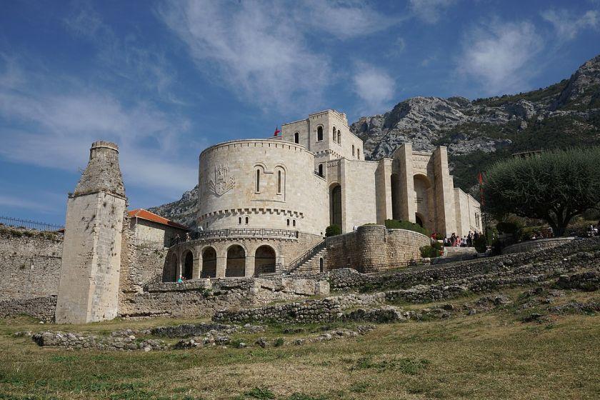 Krujë (Kruje), Albania - Monterrasol small group tours to Krujë (Kruje), Albania. Travel agency offers small group car tours to see Krujë (Kruje) in Albania. Order small group tour to Krujë (Kruje) with departure date on request.